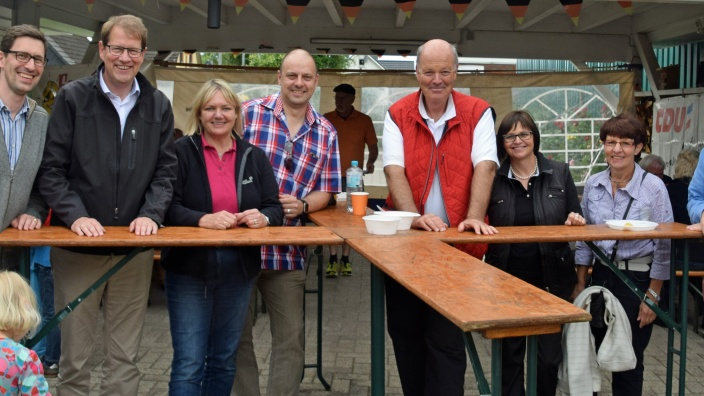 Familienfest in Tangstedt